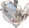 Установка для перекачки и фильтрации и учета молока