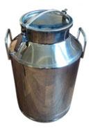 Молочная фляга из нержавеющей стали, 40 л